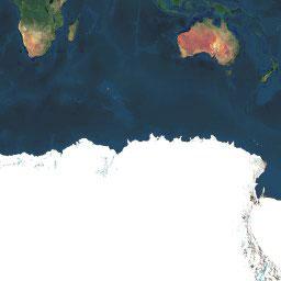 Satellite World Map